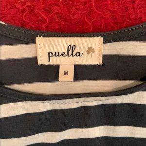 Anthropologie Tops - Anthropologie Puella striped top